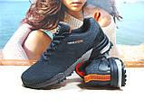 Мужские кроссовки BaaS Marathon - 2 темно-серые 44 р., фото 7