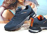 Мужские кроссовки BaaS Marathon - 2 темно-серые 44 р., фото 4