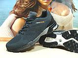 Мужские кроссовки BaaS Marathon - 2 темно-серые 44 р., фото 8