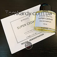 Byredo Super Cedar [Tester] 100 ml. Байредо Супер Кедр (Тестер) 100 мл.
