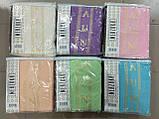 Набір для Сауни Жіночий Merzuka Туреччина з 3 предметів рушник-спідниця на липучці , шапочка, тапочки Молочний, фото 2