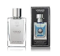 60 мл парфюм Versace Pour Homme (м) - черные