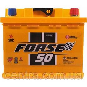 Автомобильный аккумулятор Forse (Westa) 6СТ-50 R+ 480A