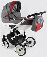 Дитяча коляска 3 в 1 Adbor OTTIS WHITE Ott-34