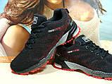 Кроссовки мужские BaaS Marathon - 2 черно-красные 44 р., фото 2