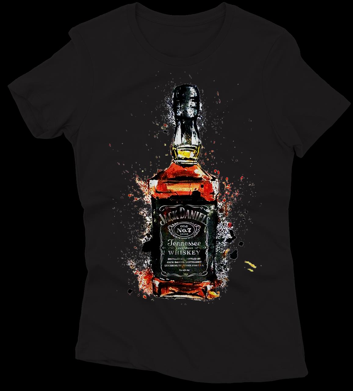 Жіноча футболка Dark