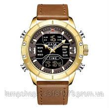 Naviforce NF9153L Light Brown-Gold