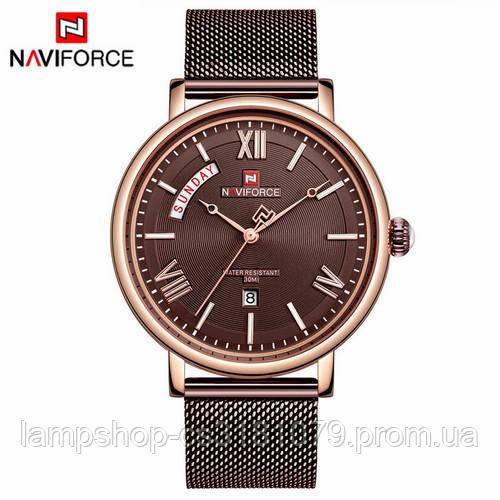 Naviforce NF3006 Brown-Cuprum