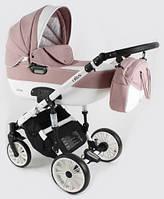 Дитяча коляска 3 в 1 Adbor OTTIS WHITE Ow-02