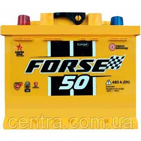 Автомобильный аккумулятор Forse (Westa) 6СТ-50 L+ 480A