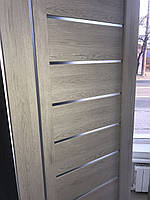 Дверь межкомнатная ECO Doors Smart Дуб светлый С067