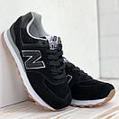 Кроссовки спортивные женские New Balance 574 кросовки весенние, фото 5