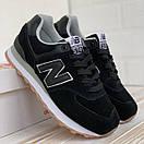 Кроссовки спортивные женские New Balance 574 кросовки весенние, фото 7