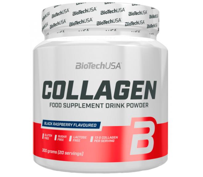 Коллаген Collagen в порошке  Biotech 300г