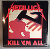 CD диск Metallica - Kill 'em All