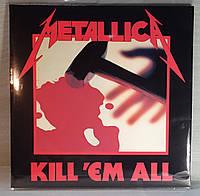 CD диск Metallica - Kill 'em All, фото 1