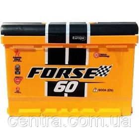 Автомобильный аккумулятор Forse (Westa) 6СТ-60 L+ 600A