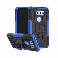 Чохол Armor Case для LG V30 / V30 Plus Blue