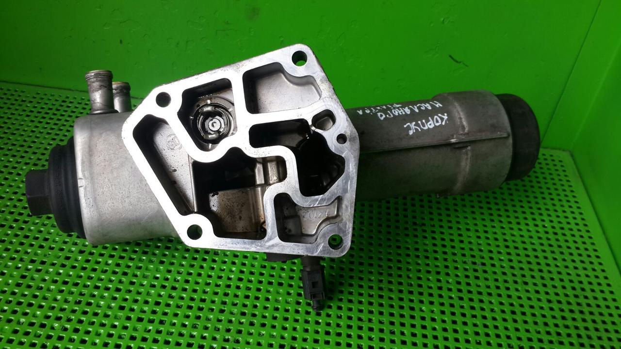 038115389с Корпус масляного фильтра теплообменник для Audi A4 Volkswagen Bora Golf 4 Octavia 1.9TDI