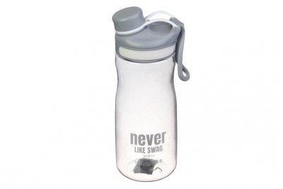 Бутылка спортивная Never like swag