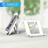 Универсальная подставка под телефон или планшет, Orico PH2 (белая)