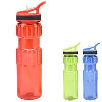 Бутылка-поилка 800мл пластик