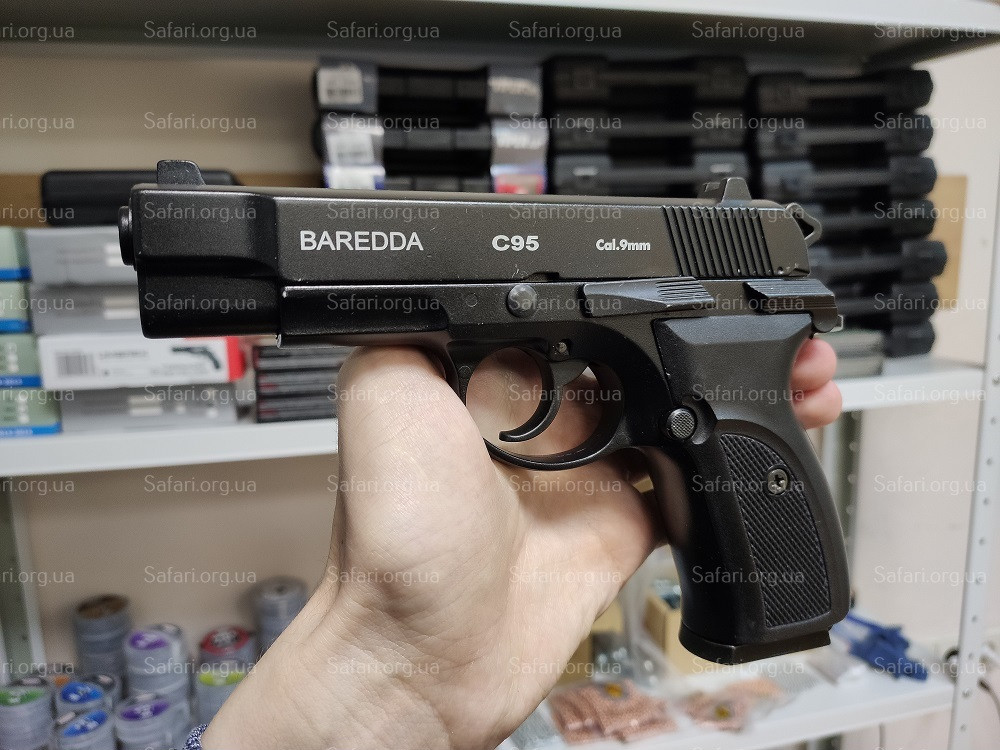 Стартовый пистолет Baredda C95 (Black)