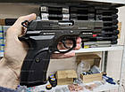 Стартовый пистолет Baredda C95 (Black), фото 2