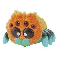 Yellies! Интерактивный паучок Flufferpuff  Voice-Activated Spider Pet