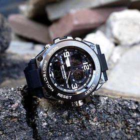Часы Casio Часы G-Shock GLG-1000 Black-White SKL39-225609