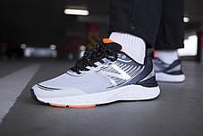 Мужские кроссовки New Balance 880 Black/Grey/Orange ( Реплика ), фото 3