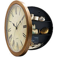 Часы-Сейф настенные