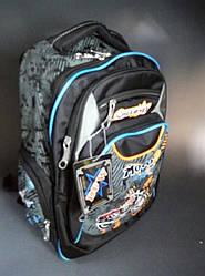 Ранец школьный  9742-1  Ранец-рюкзак  .