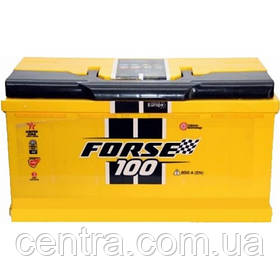 Автомобильный аккумулятор Forse (Westa) 6СТ-100 R+ 850A