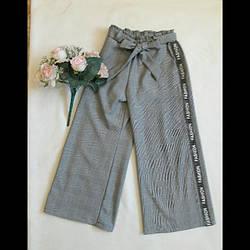 Кюлоты брюки для девочки