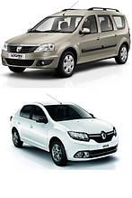 Запчасти Рено Логан (Renault Logan), Дачия Логан (Dacia Logan)