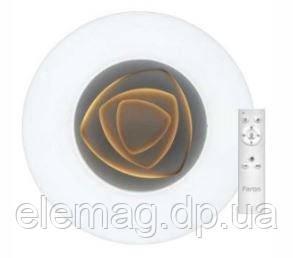 80W Светодиодный светильник с пультом управления 3000-6500K SMART Feron AL5600