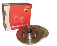 Диски тормозные Daewoo Lanos 1.3i, 1.5i-1.6i пр-во Fenox automotive components