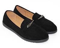 Туфли лодочки в черном цвете