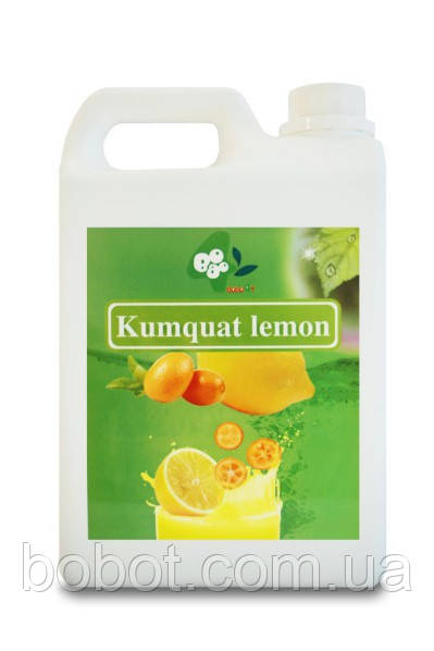 Премиум сироп лимон кумкват