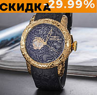 Модные женские часы INVICTA реплика Черный
