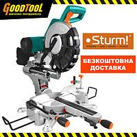 Пила торцювальна із протягненням ремінна 305 мм, 2200 Вт Sturm MS55305B
