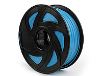 PLA нить 1.75мм для 3D принтера  Sky Blue 1кг