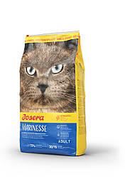 Корм Josera Marinesse Йозера Марінезе для кішок гіпоалергенний з лососем 0,400 гр