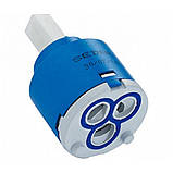 Картридж керамический 35 мм без ножек Испанский Sedal Седал для однорычажного смесителя, фото 2