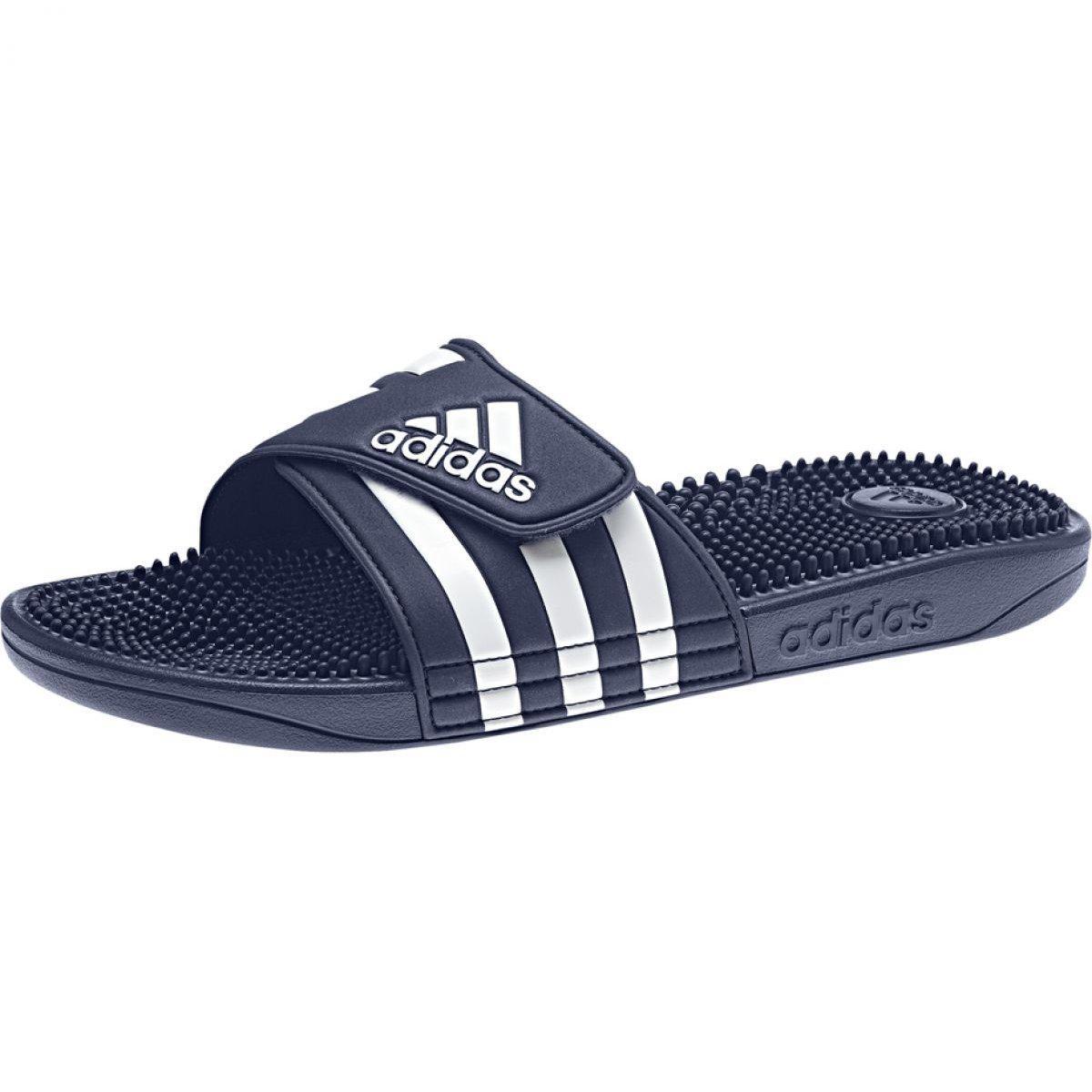 Шлепанцы мужские Adidas Adissage. Оригинал (ар.F35579)