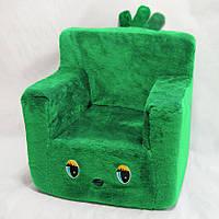 Детский Стульчик Zolushka 43см зелёный (217-5)