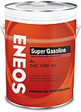 Моторное масло ENEOS SL 10W-40 п/с, 20л., фото 2
