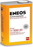 Моторное масло ENEOS SL 10W-40 п/с , 0.94л., фото 2