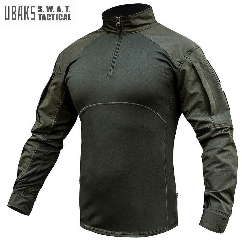 Рубашка UBACS тактическая S.W.A.T. ARMY OLIVE